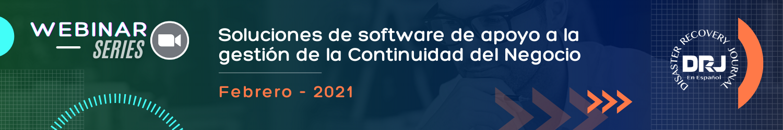 Serie Webinar - Soluciones de software