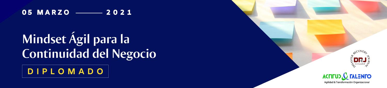 Banner Diplomado Agile Mindset